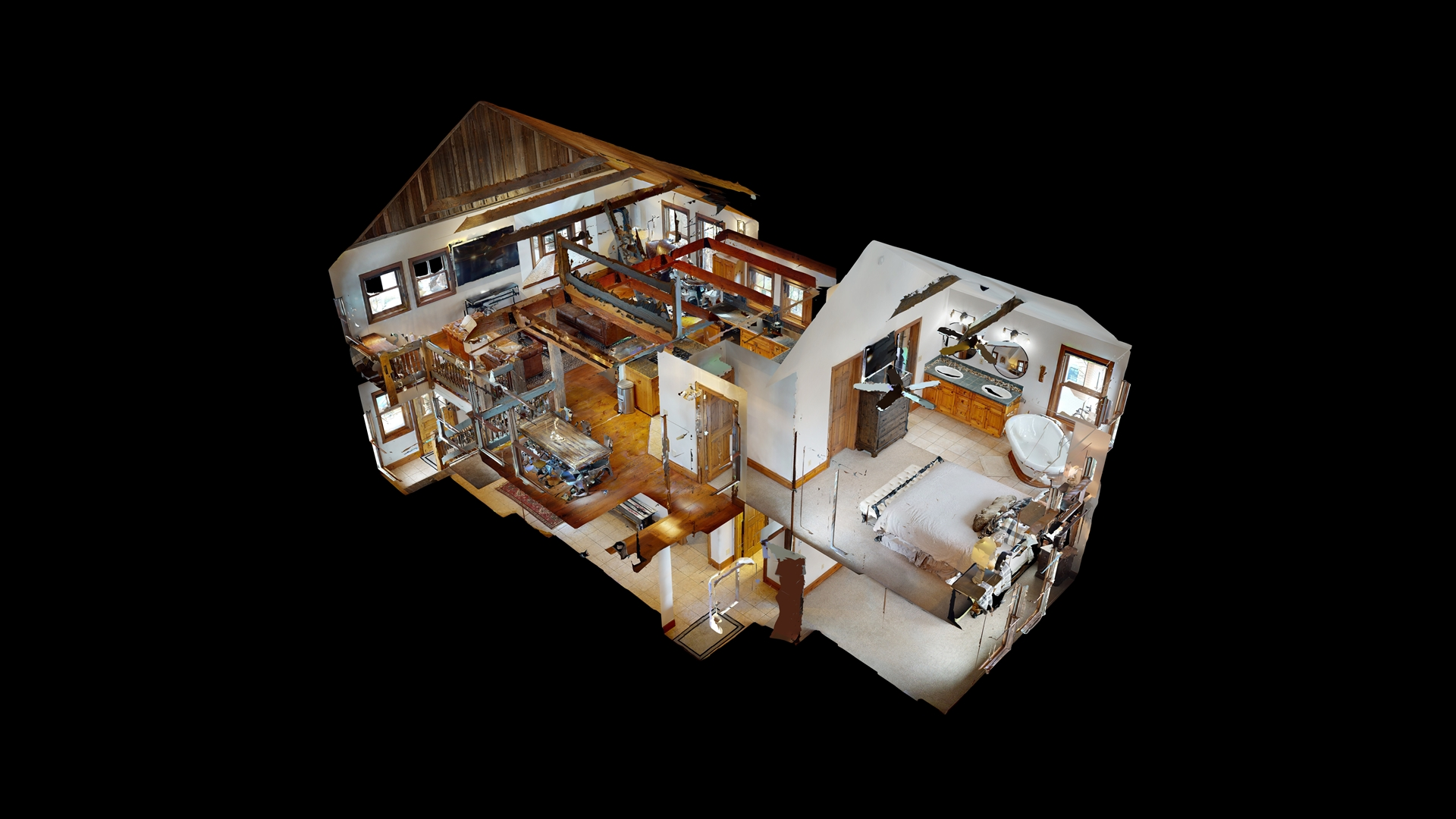 Floor Plan for Prince Teocalli